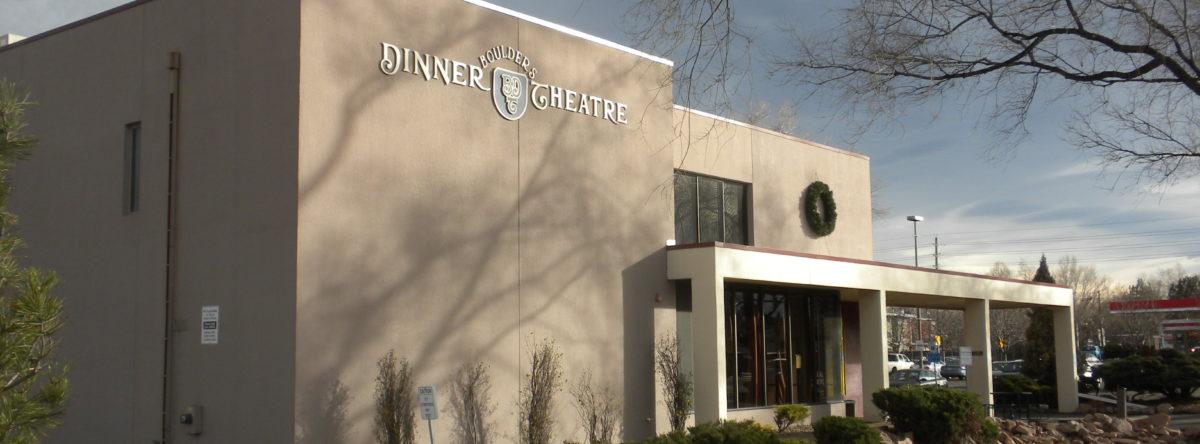 Boulder Dinner Theatre Advanced Exteriors