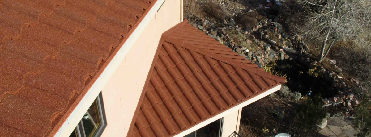 stone coated steel roof Advanced Exteriors