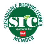 SRC Sustainable Roofing Council Logo