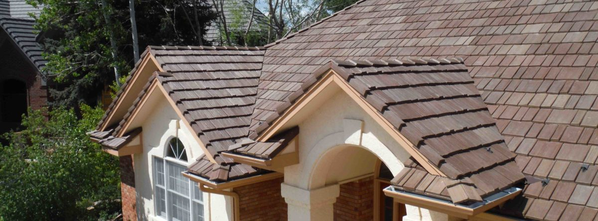 brown roof in colorado Advanced Exteriors