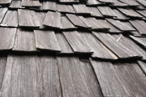 roof that shows signs of weathering
